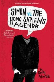 Simon vs. the Homo Sapiens Agenda by Becky Albertalli - Paperback