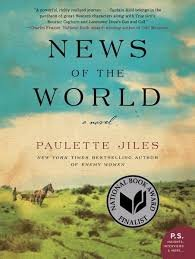 News of the World by Paulette Jiles - Paperback Fiction