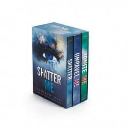 Shatter Me Series Box Set : Shatter Me, Unravel Me, Ignite Me by Tahereh Mafi - Paperback Books