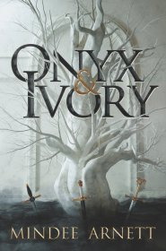 Onyx & Ivory by Mindee Arnett - Hardcover Fiction