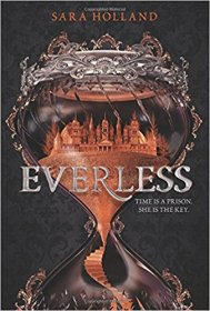 Everless by Sara Holland - Hardcover Deckle Edge