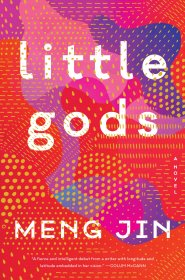 Little Gods by Meng Jin - Hardcover Family Saga