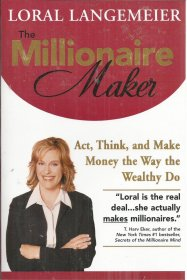 The Millionaire Maker by Loral Langemeier - Paperback