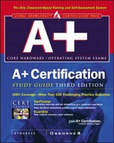A+ Certification Study Guide, 3rd Edition (Hardcover)