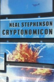 Cryptonomicon by Neal Stephenson - Paperback USED Fiction