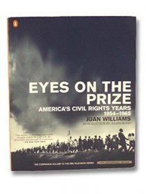 Eyes on the Prize : America's Civil Rights Years 1954-1965 by Juan Williams - Paperback USED Autographed