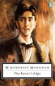 The Razor's Edge by W. Somerset Maugham - Paperback USED Classics