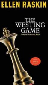 The Westing Game by Ellen Raskin - Paperback Mystery