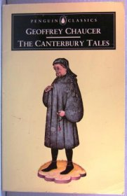 The Canterbury Tales by Geoffrey Chaucer - Penguin Classics Paperback