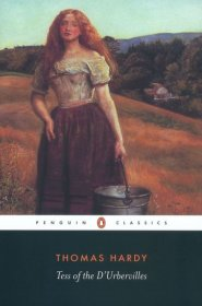 Tess of the D'Urbervilles by Thomas Hardy - Paperback Penguin Classics