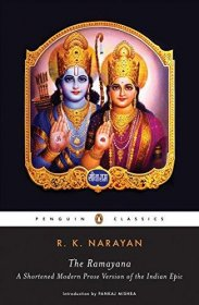 The Ramayana : A Shortened Modern Prose Version by R. K. Narayan - Paperback Penguin Classics