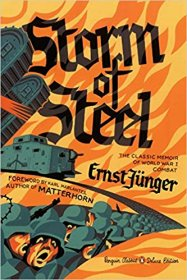 Storm of Steel : The Classic Memoir of WWI Combat by Ernst Junger - Paperback