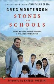 Stones into Schools by Greg Mortenson - Trade Paperback Nonfiction