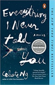 Everything I Never Told You by Celeste Ng - Paperback