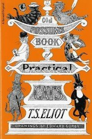 Old Possum's Book of Practical Cats by T.S. Eliot - Paperback Children's Verse