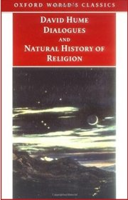 Dialogues and Natural History of Religion (Oxford World Classics) by David Hume - Paperback USED