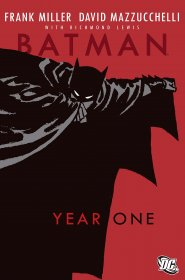 Batman : Year One by Frank Miller and David Mazzucchelli - Paperback Graphic Novel