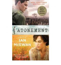 Atonement by Ian McEwan - Paperback USED Fiction