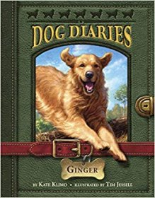Dog Diaries #1 : Ginger by Kate Klimo - Paperback
