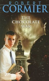 The Chocolate War by Robert Cormier - Hardcover USED Ex-Library