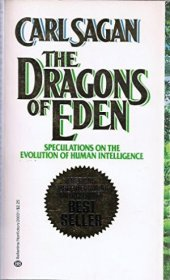 The Dragons of Eden by Carl Sagan - Paperback USED Classics