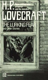 The Lurking Fear and Other Stories by H. P. Lovecraft - Mass Market Paperback USED