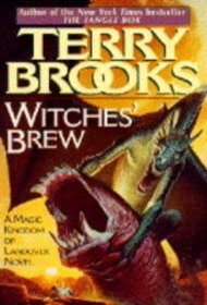 Witches' Brew : A Magic Kingdom of Landover Novel by Terry Brooks - Hardcover USED
