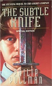 The Subtle Knife by Philip Pullman - Paperback USED