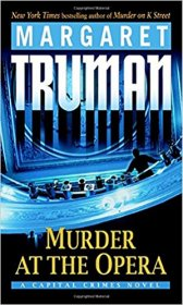 Murder at the Opera by Margaret Truman - Paperback USED Mystery