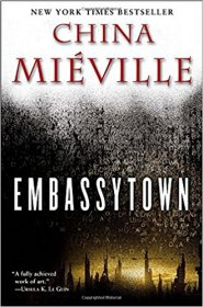 Embassytown by China Miéville - Paperback Fiction
