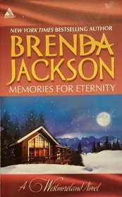 Memories for Eternity by Brenda Jackson - Paperback Fiction