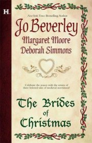 The Brides of Christmas : Three Novels by Jo Beverley, Margaret Moore, and Deborah Simmons in Paperback
