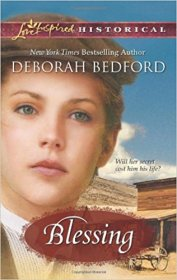Blessing by Deborah Bedford - Paperback Historical Romance