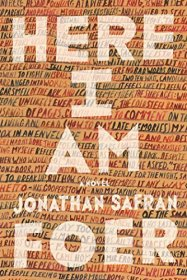 Here I Am by Jonathan Safran Foer - Hardcover First Edition