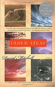 Cloud Atlas : A Novel by David Mitchell - Paperback Fiction