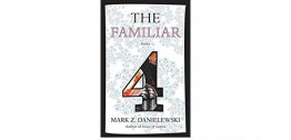The Familiar Volume Four (4) Hades by Mark Z. Danielewski - Paperback Experimental Fiction