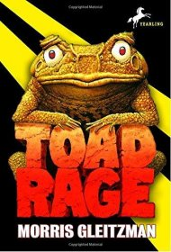 Toad Rage by Morris Gleitzman - Paperback USED Chapter Book