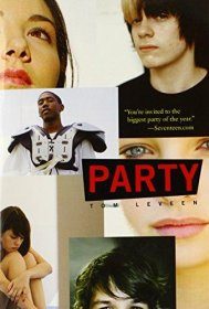 Party by Tom Leveen - Paperback