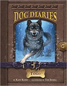 Dog Diaries #4 : Togo by Kate Klimo - Paperback