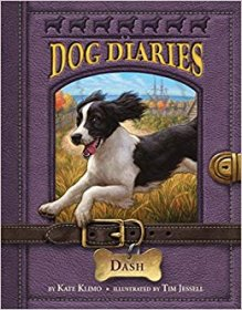 Dog Diaries #5 : Dash by Kate Klimo - Paperback