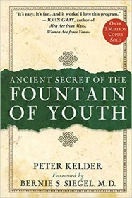 Ancient Secret of the Fountain of Youth by Peter Kelder - Hardcover Nonfiction