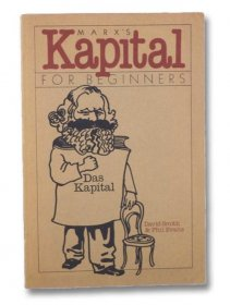 Marx's Kapital for Beginners by David Smith & Phil Evans - Paperback Documentary Comic Book