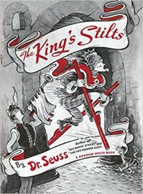 The King's Stilts by Dr. Seuss - Hardcover Classic Seuss