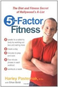 5-Factor Fitness by Harley Pasternak, M.Sc. - Paperback