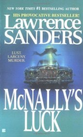 McNally's Luck by Lawrence Sanders - Paperback USED