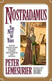 Nostradamus : The Next 50 Years by Peter Lemesurier - Paperback Prophecy