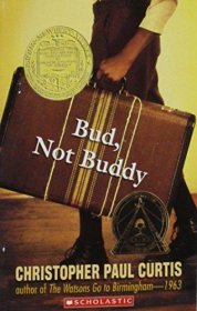 Bud, Not Buddy by Christopher Paul Curtis - Paperback USED