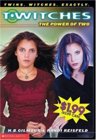 Twitches : The Power of Two by H.B. Gilmour & Randi Reisfeld - Paperback USED