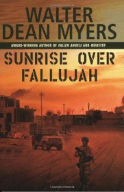Sunrise Over Fallujah by Walter Dean Myers - Paperback USED