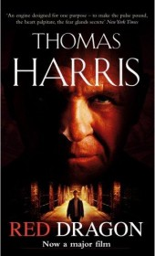Red Dragon by Thomas Harris - Paperback USED